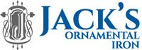 Jacks ornamental Iron Logo